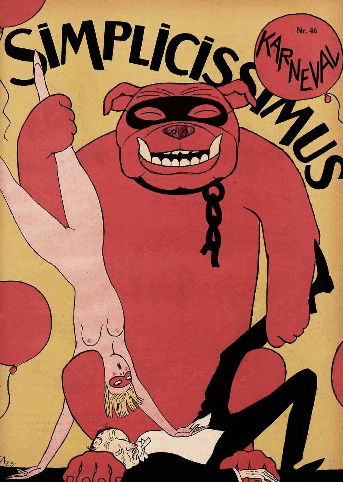German Cartoonist Thomas Nast
