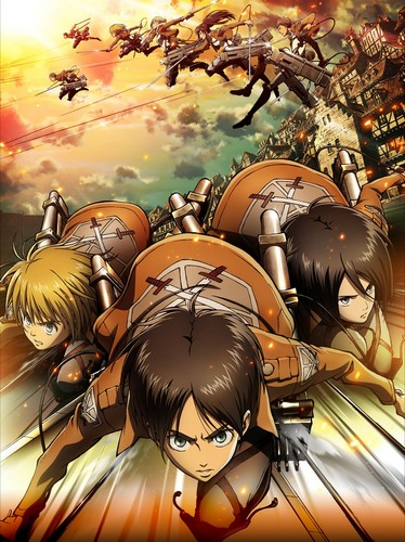 Shingeki no Kyojin Episode 25