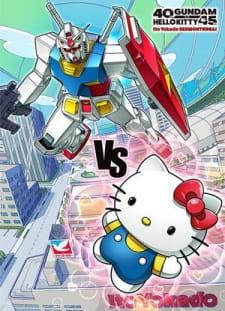 Gundam vs Hello Kitty