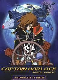 Harlock The Mystery of Arcadia Episode 1
