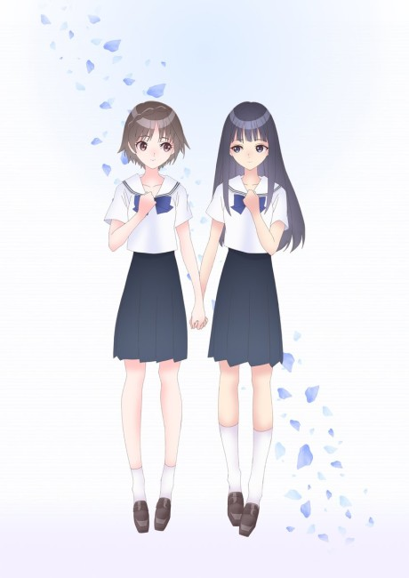 Blue Reflection Ray Episode 3
