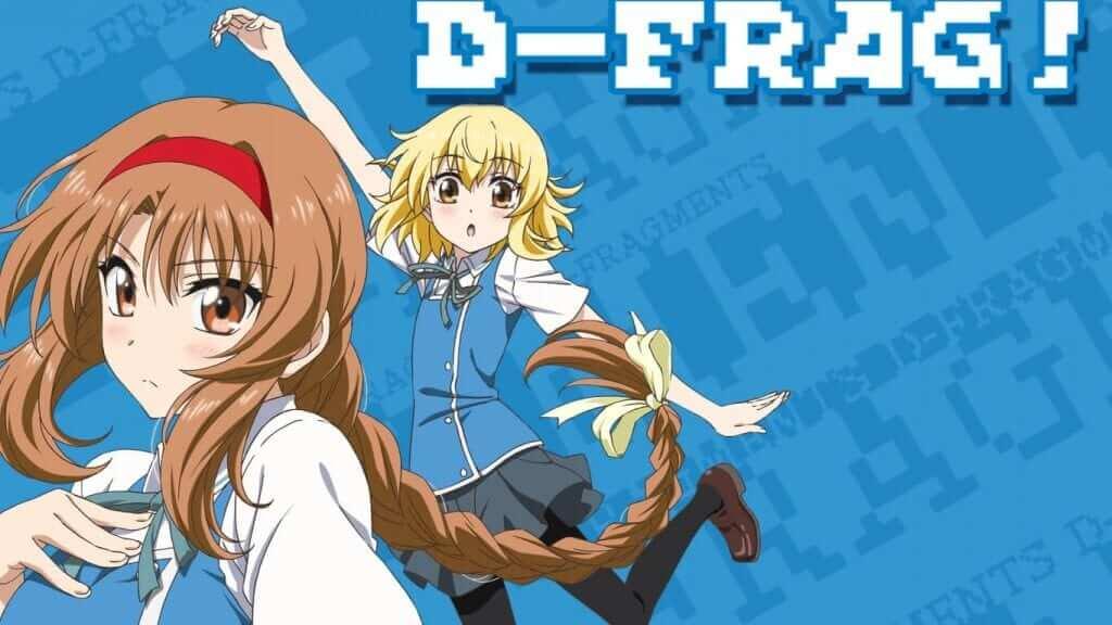 D-Frag! BD Subtitle Indonesia Batch