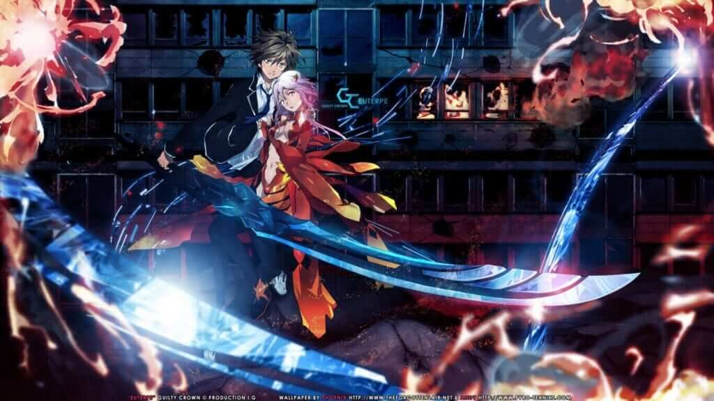 Guilty Crown BD Subtitle Indonesia Batch
