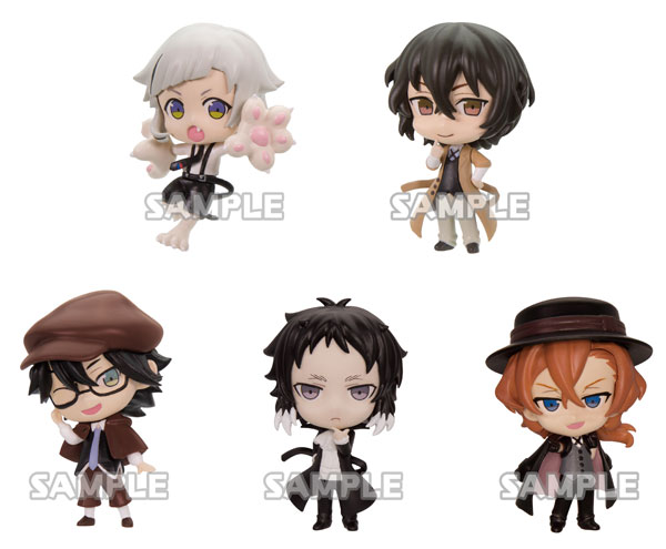 Bungo Stray Dogs - Collection Figure 6Pack BOX