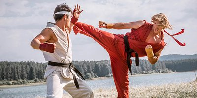 Street Fighter TV Series i produktion
