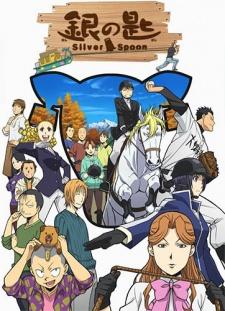 Gin no Saji 2nd Season 3