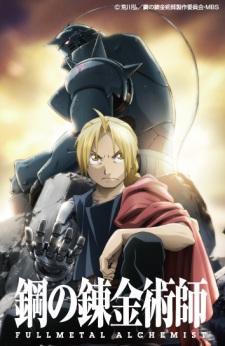 Fullmetal Alchemist: Brotherhood 5