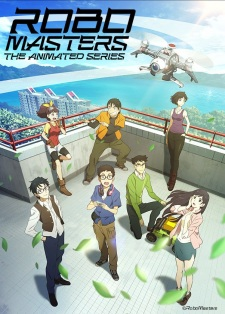 RoboMasters the Animated Series 31