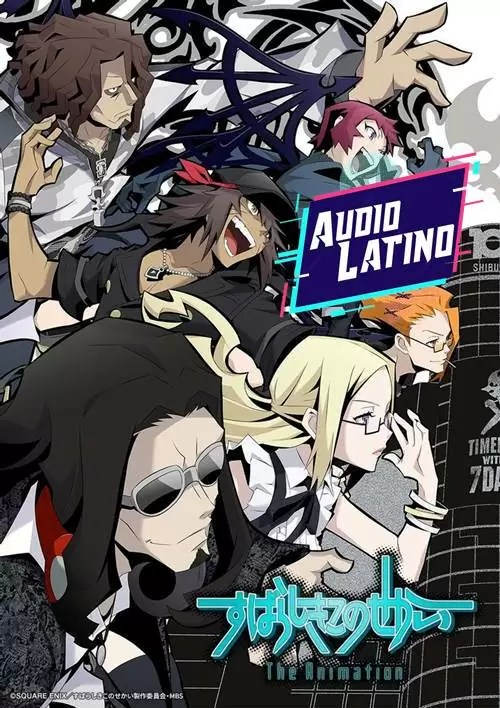 El mundo termina contigo Latino