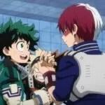 Boku no Hero Academia Temporada 5 Capitulo 17