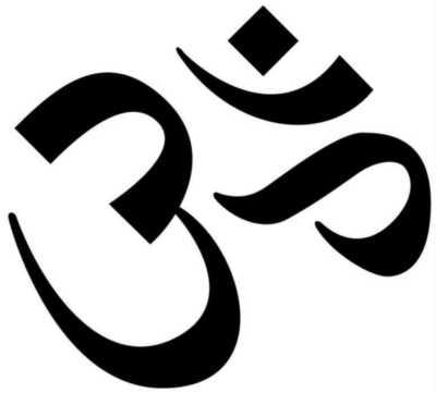 "Hindu symbol ""Aum"" – My project on Hinduism"