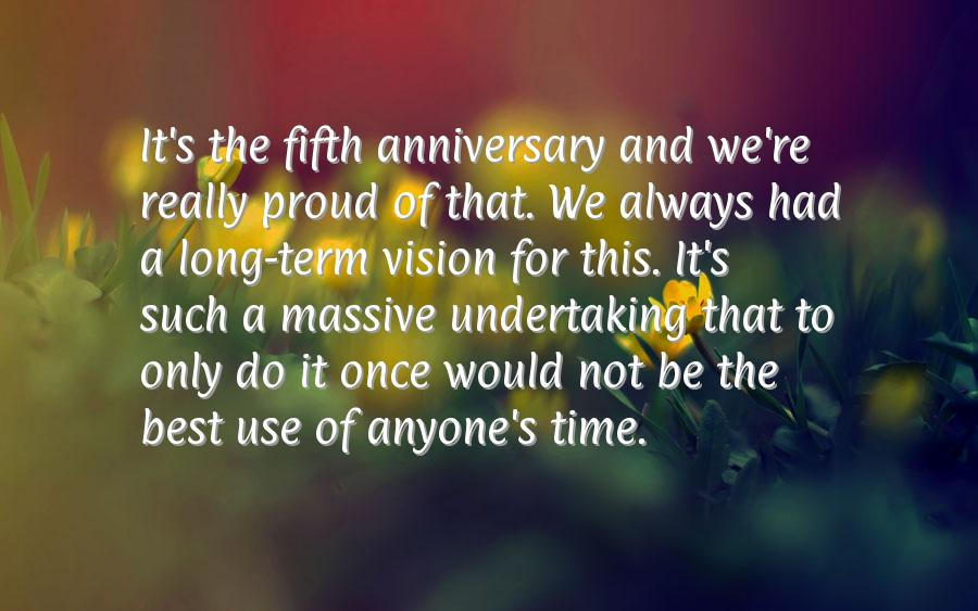 Quotes Business Anniversary 25th