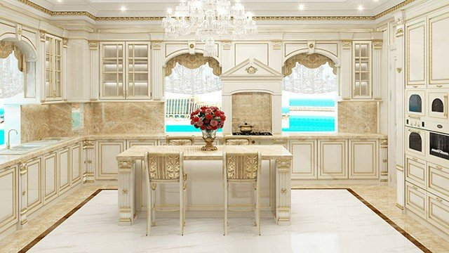 Luxury Homes Decor