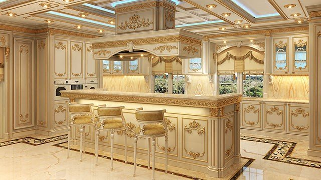 Modern Kitchen Designs Nigeria