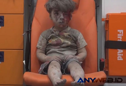Omran Daqneesh - www.independent.co.uk