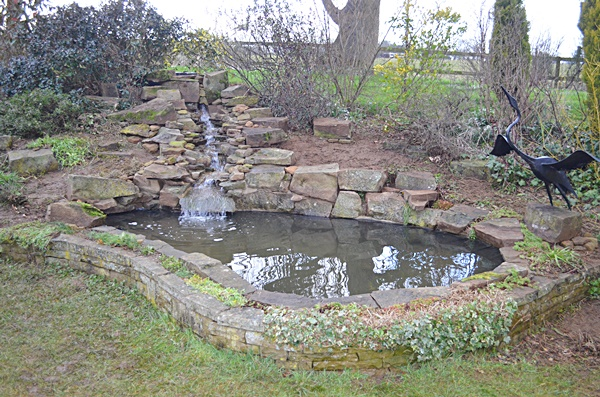 Koi Pond Design Uk