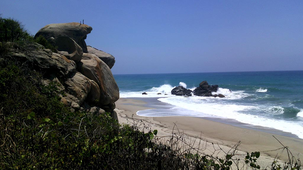 praias do parque nacional natural tayrona