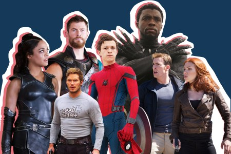 Every Marvel Cinematic Universe Movie Ranked: Best To Worst | Time