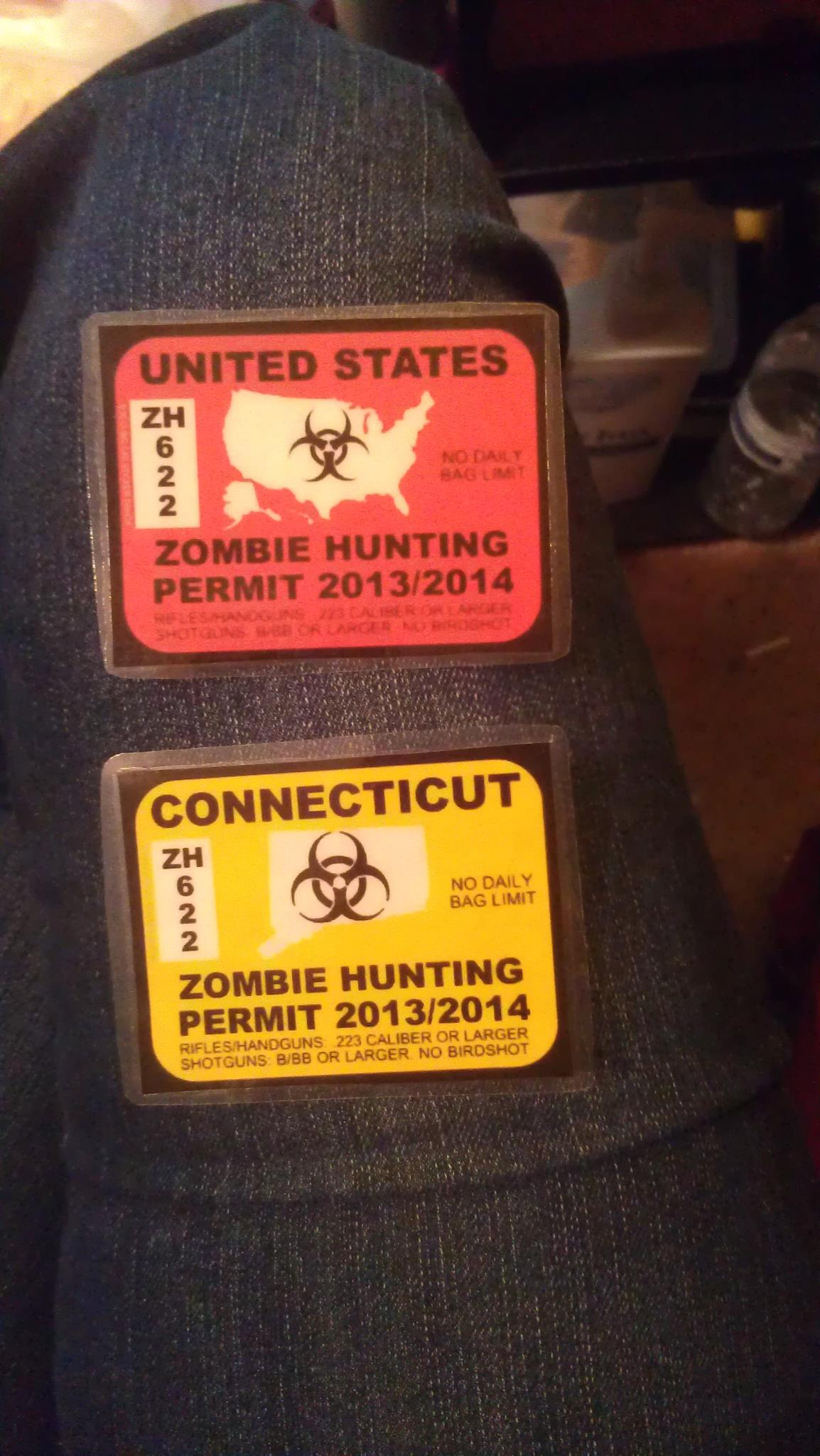 Zombie Survival Kit For My Boyfriends 28th Birthday A