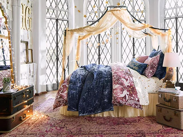 Harry Potter Inspired Home D    cor Collection