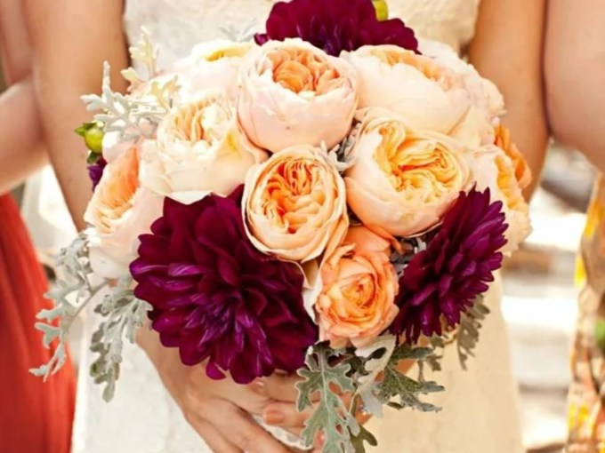 Wedding Flowers  Bouquets and Centerpieces Fall Wedding Flowers