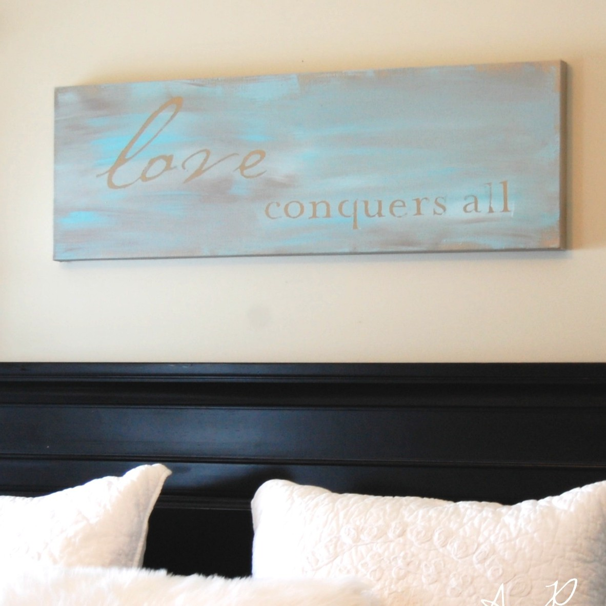 Love Conquers All Painting
