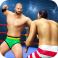 Royal Wrestling Cage: Sumo Fighting Game