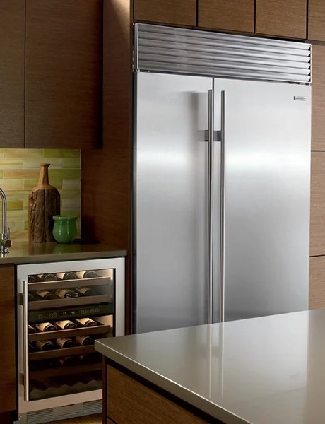 Sub Zero Counter Depth French Door Refrigerator