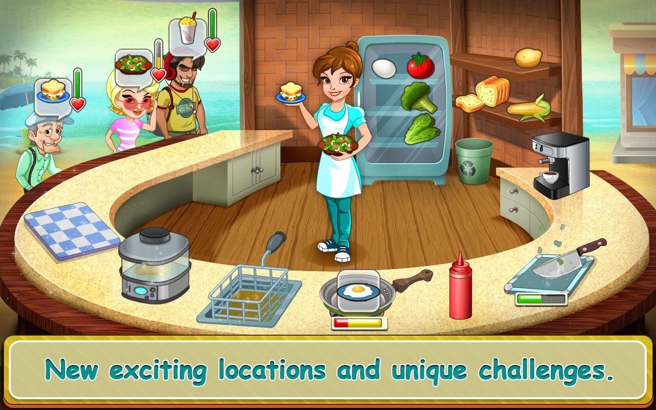 Play Online Restaurant Serving Games Free