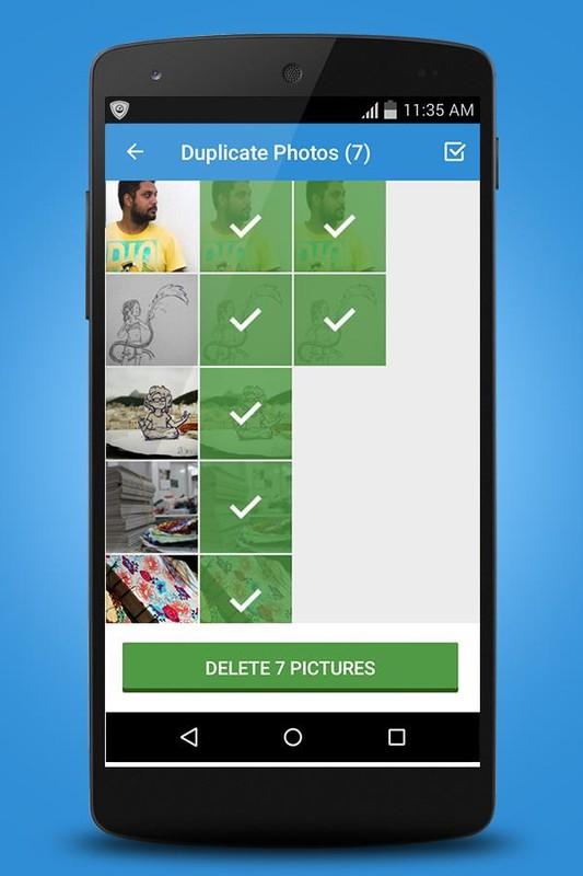 Virus Cleaner App