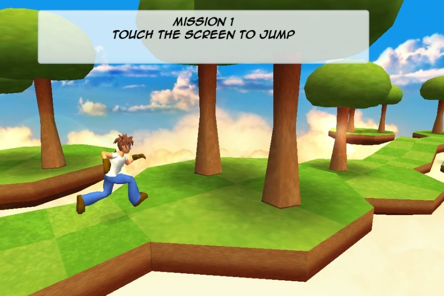 4 Golden Rules of iPhone Game Design     Ezone com Apps Simple and Fun  Everything is controlled with a single touch  can t get
