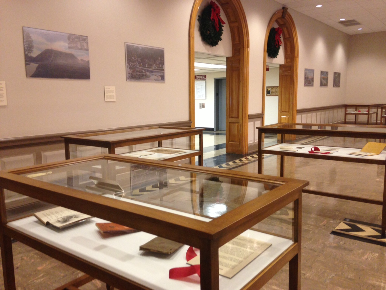 Tuskegee Institute display up in Gorgas during January   What s Cool     Tuskegee