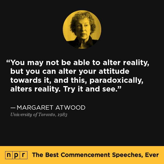 Margaret Atwood At University Of Toronto 1983 The Best
