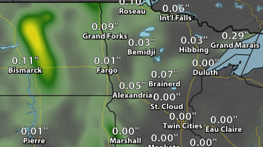 HD Decor Images » Excellent Saturday Weather   100 Year Anniversary Of The Warmest     Through the weekend  the best chance of receiving any rain will be across  parts of northern and western Minnesota  Even then  rainfall amounts are  expected
