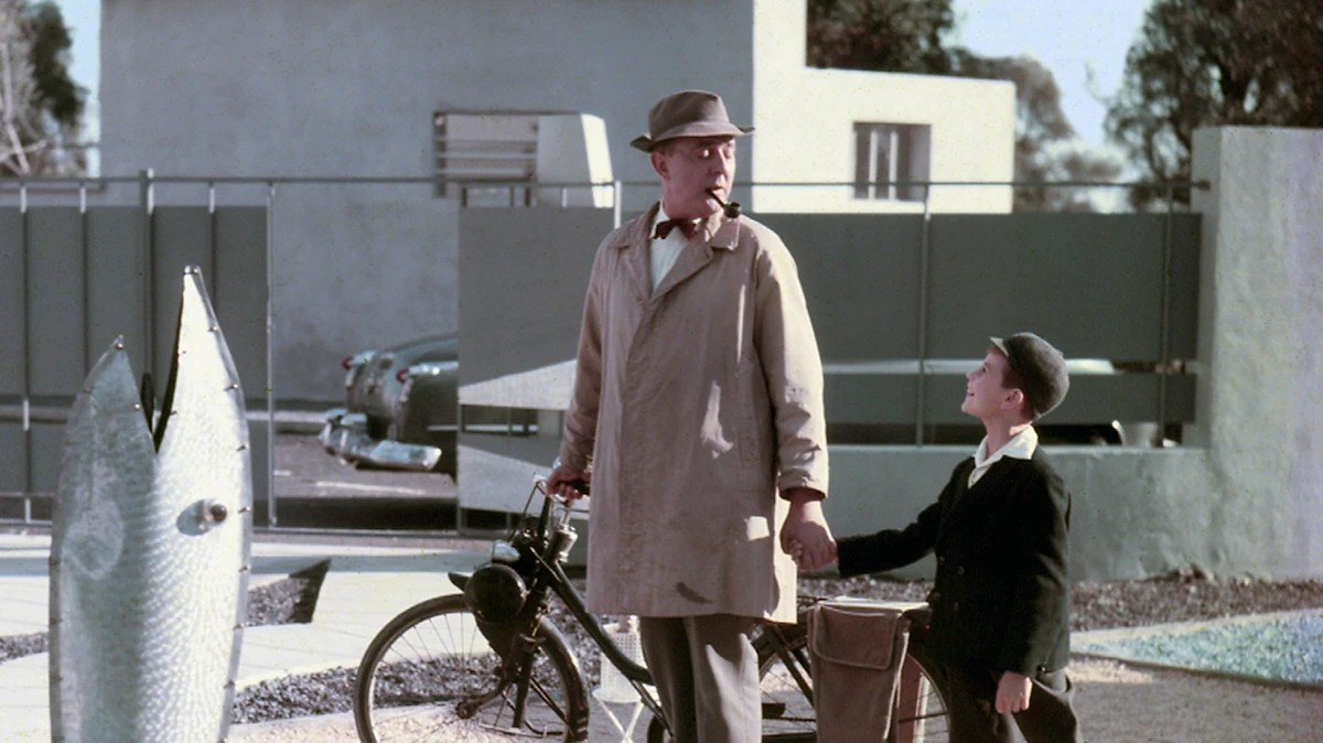 Mon Oncle Info And Ticket Booking Bristol Watershed