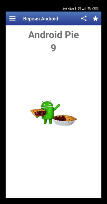 Android version i min android på telefonen