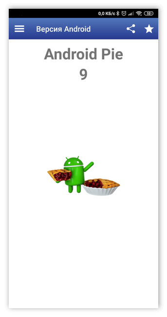 Android bersyon sa aking Android sa telepono