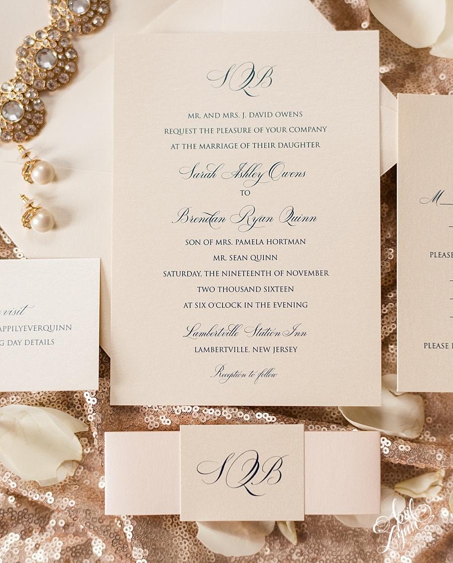 Wedding Invitation Stationery Paper