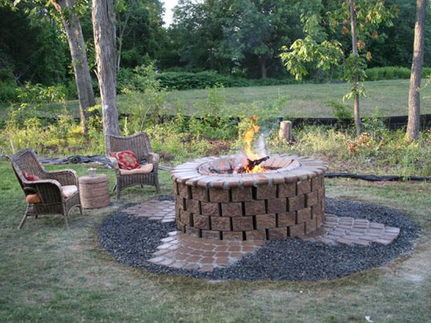 Creative Collections Build Your Own Fire Pit A Project