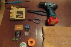 はんだ付け取り付けバーとブロック制御 -  Arduino-Nano-RPIME-2