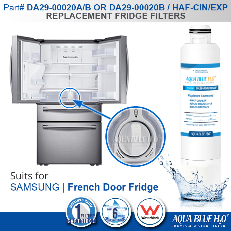 how change water filter samsung french door