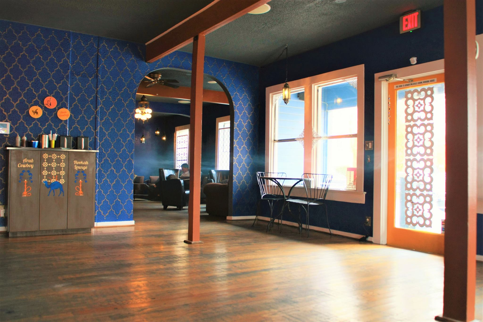 Living Cafe Hookah Room