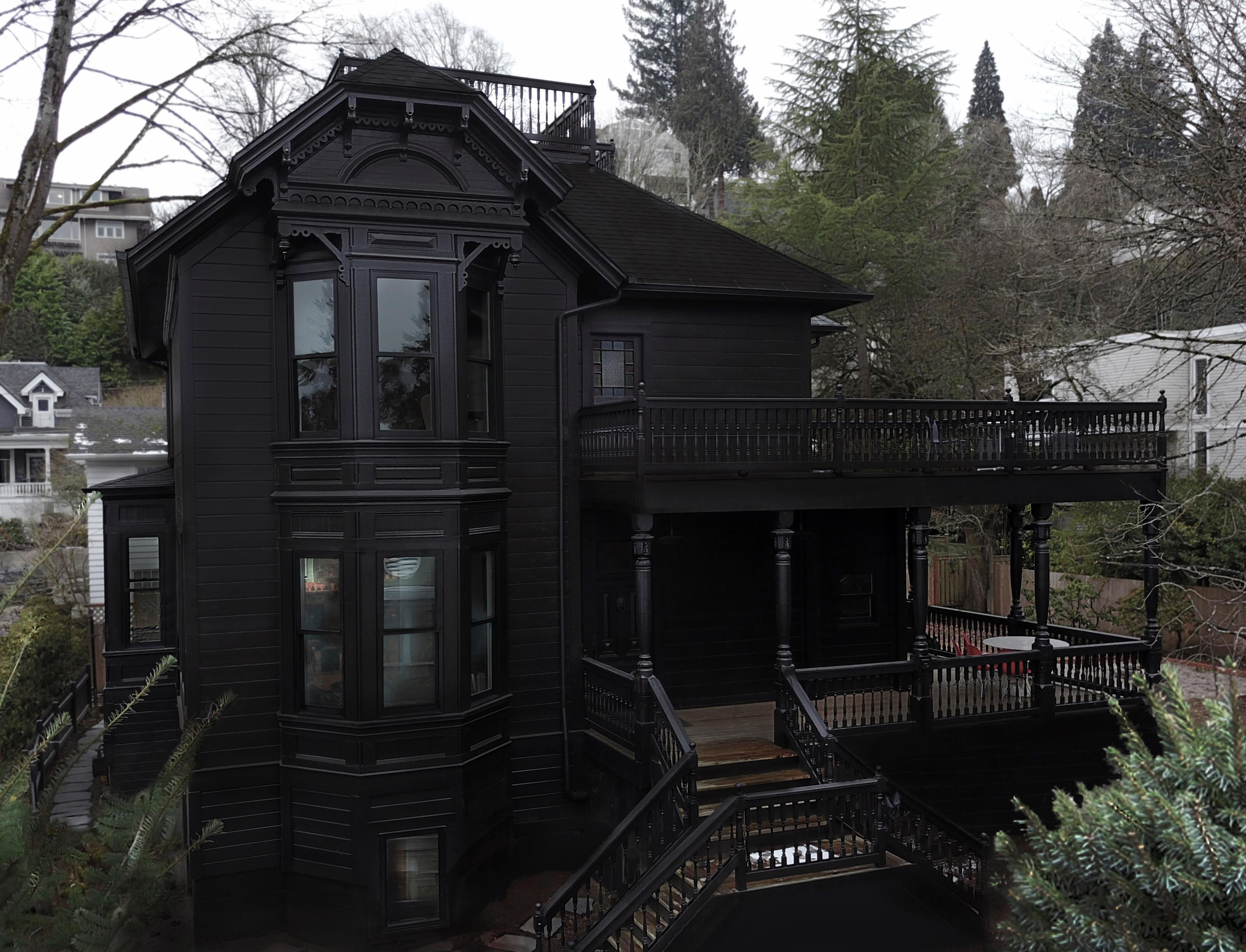 video portland victorian mansion - HD3481×2660