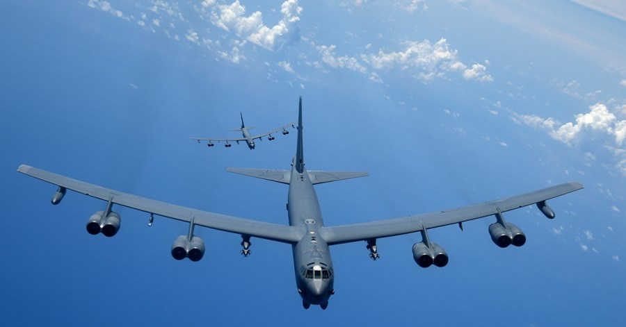 Defense News  Covering the politics  business and technology of     How does the US Air Force plan to keep bombers affordable