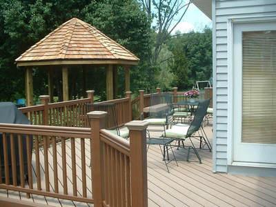 5 Ways To Create An Outdoor Room St Louis Decks