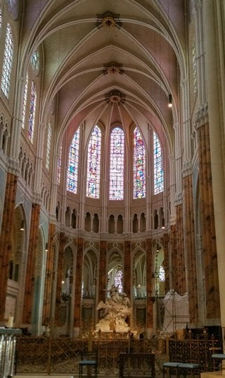 Visiting Chartres Cathedral Archaeology Travel