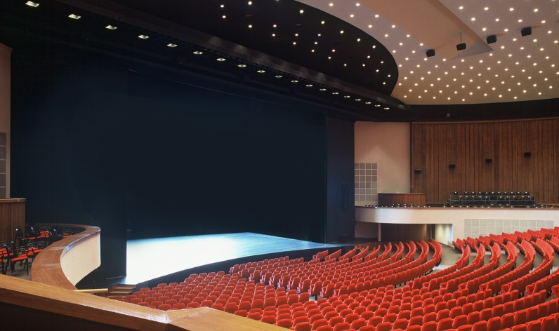 Casino Kursaal Theateradvies Bv Archello