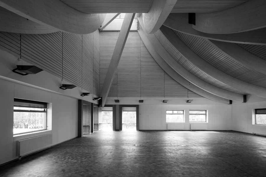 Utzon Center In Aalborg J 248 Rn Utzon ⋆ Archeyes