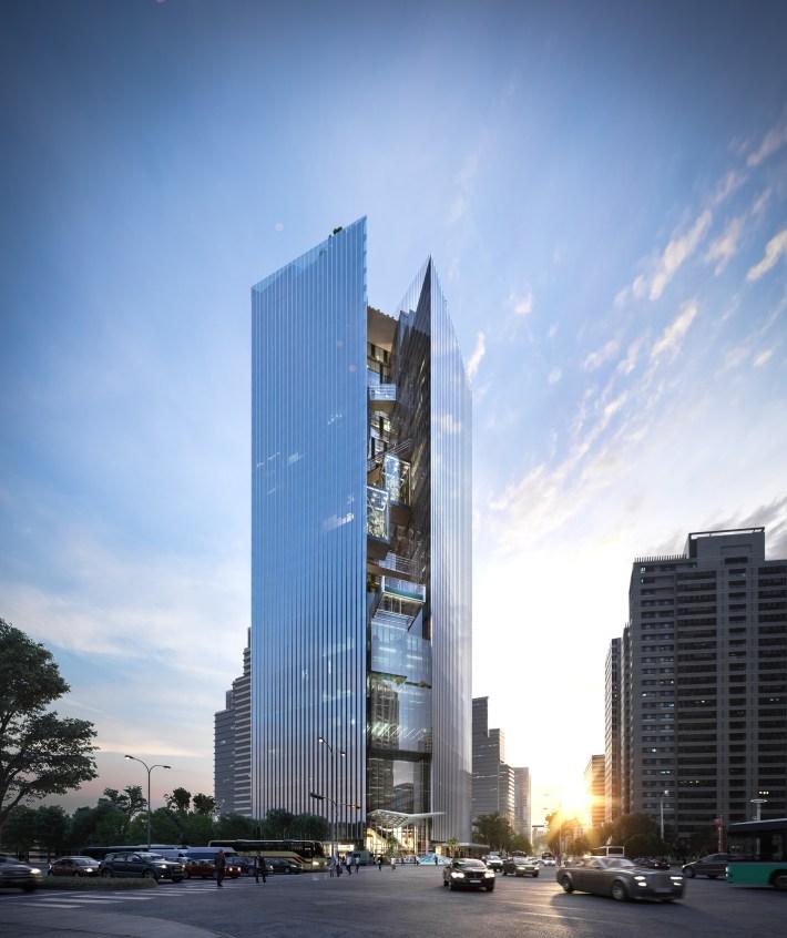 Aedas-designed skyscraper wins Future Project Award 2018 ...
