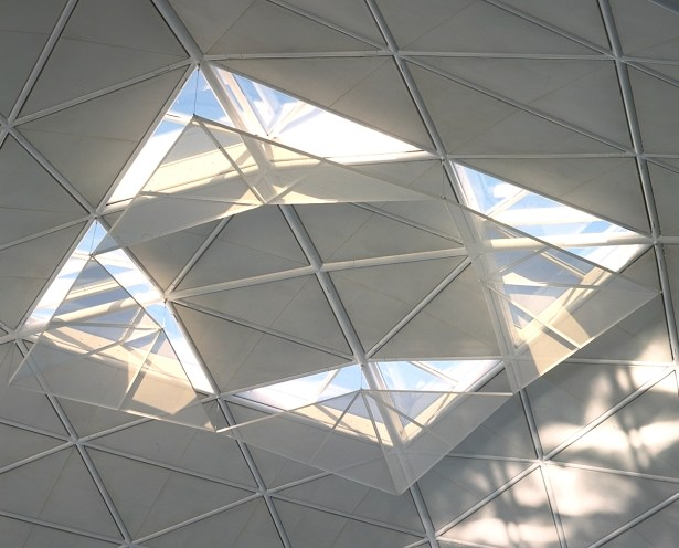Stansted Airport Foster Partners Archinect